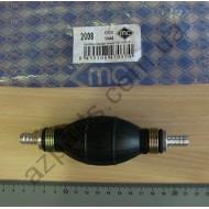 Подкачка топлива 10 мм ( груша ) ручная Metalcaucho ( MC ) 02008
