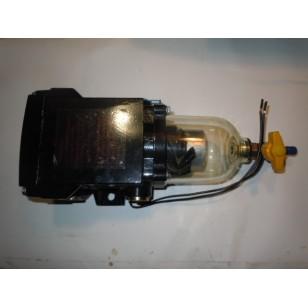 Фильтр топливный (сепаратор воды) с подогревом MAN, DAF,  RIDER RD 600FG