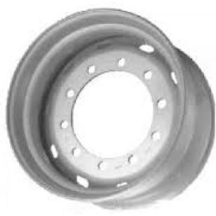 Диск колесный 22,5х11,75 10х335 ET 0 DIA281 (под бомбу) барабанные тормоза 117667-01 ДК