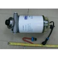 Фильтр сепаратор с подогревом дизельного топлива 24В UT6005M1H с подкачивающим насосом
