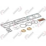 РМК компрессора MERCEDES AXOR прокладки, клапана, заглушки (пр-во Vaden) 1100020101