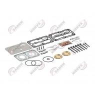 РМК компрессора MERCEDES AXOR плита, прокладки, клапана (пр-во Vaden) 1100 020 750