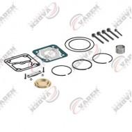 РМК компрессора MB Axor прокладок с клапанами для ремонтной головки c кольцами WABCO (пр-во Vaden) 1100 040 760