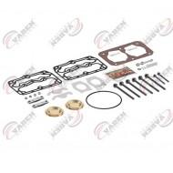 РМК компрессора DAF XF 95 прокладки, клапана, болты (пр-во Vaden) 1600010750
