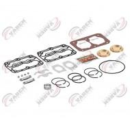 РМК компрессора DAF 95XF,CF75,CF85,F75,F95 прокладки, клапана, кольца WABCO (пр-во VADEN)  1600010760