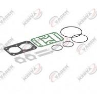 РМК компрессора DAF F90 прокладки с клапанами KNORR (пр-во VADEN) 1600030100