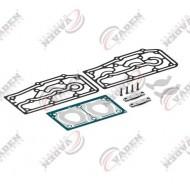 РМК компрессора DAF XF105, CF85  прокладки, клапана WABCO (пр-во VADEN) 1600120110