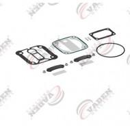 РМК компрессора DAF LF45,LF55, MAN, KNORR LK3839, прокладки, клапана (пр-во VADEN) 1600130500