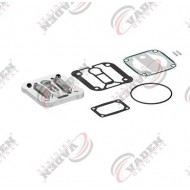 РМК компрессора DAF LF45,LF55, MAN, KNORR LK3839, плита, прокладки, клапана (пр-во VADEN) 1600130750
