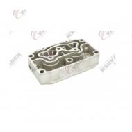 Плита клапанная компрессора WABCO, DAF 2800ATI, 3300ATI, 3600ATI (пр-во VADEN) 160512