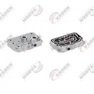 Крышка клапанная компрессора WABCO, DAF 75/85CF, F75/95, 95XF, XF95 (пр-во VADEN) 160611