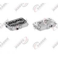 Плита клапанная компрессора WABCO, DAF 75/85CF, F75/95, 95XF, XF95 (пр-во VADEN) 160612
