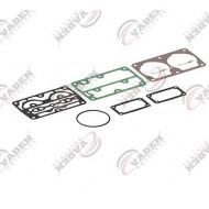 РМК компрессора Renault Magnum, Premium плита клапанная и прокладки Knorr LP4845 RVI (пр-во VADEN) 1700 010 150