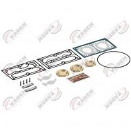 РМК компрессора RVI Premium 440 прокладки, клапана WABCO (пр-во VADEN) 1700 035 100