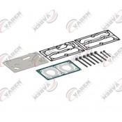 РМК компрессора Renault плита, прокладки, клапана WABCO (пр-во VADEN)  1700 035 160