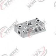 Крышка клапанная компрессора KNORR, RVI Magnum, Premium, Midlum, Kerax (пр-во VADEN) 170110