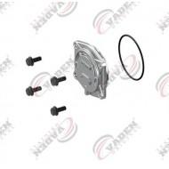 Фланец (крышка) коленвала компрессора KNORR-BREMSE (пр-во VADEN) 17 01 12
