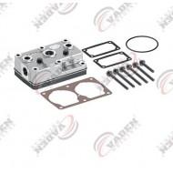Головка компрессора в сборе Renault Magnum, Premium, Midlum, Kerax,  в сборе  (пр-во VADEN) 17 01 50