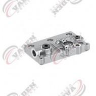 Крышка клапанная компрессора WABCO, RVI Premium 440 (пр-во VADEN) 17 03 51