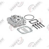 Головка компрессора в сборе FORD Cargo 3230, KNORR  (пр-во VADEN) 18 01 50
