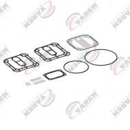 РМК компрессора DEUTZ прокладки, клапана  KNORR (пр-во VADEN) 2000 020 100