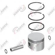 Поршень компрессора с кольцами 78.00mm (0,50) KNORR, RVI ( Vaden ) 7000 781 102