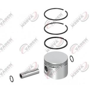 Поршень компрессора с кольцами 80.00mm (0,25) KNORR, VOLVO FL6 (пр-во VADEN) 7000801101