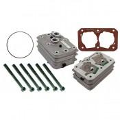 Головка компрессора в сборе DAF 75/85CF, F75/95, 95XF, XF95, Wabco 9115048012, (пр-во Vadan)160110