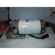 Фильтр сепаратор,подогрев дизельного топлива 24В  с подкачивающим насосом